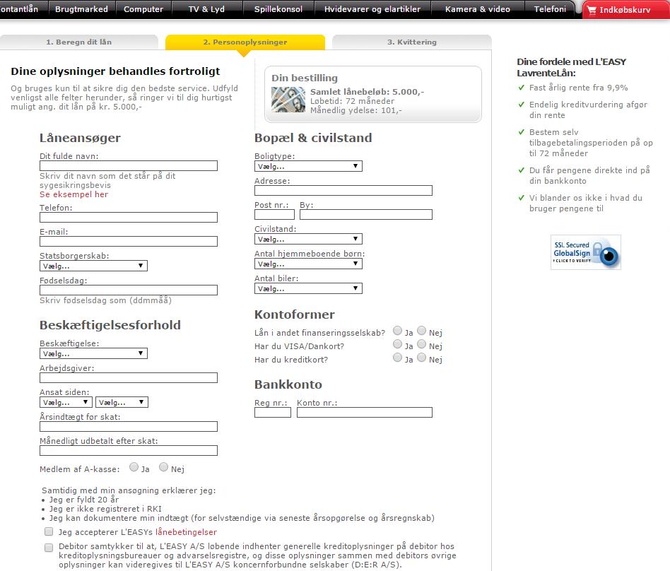 anmeldelse af leasy lavrente lån side 2