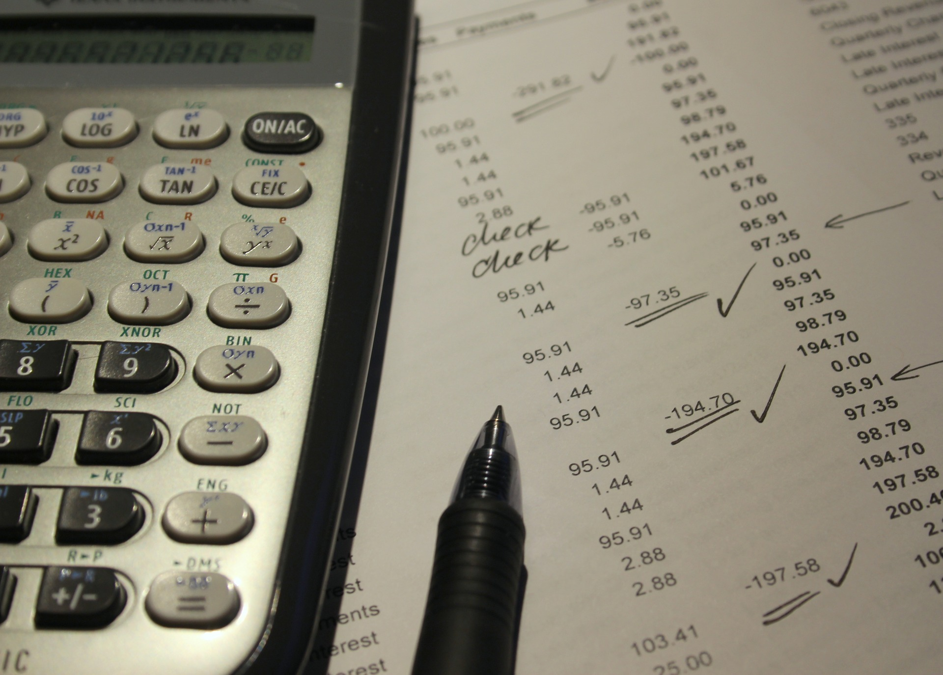 Lav et budget inden du låner penge til forbrug
