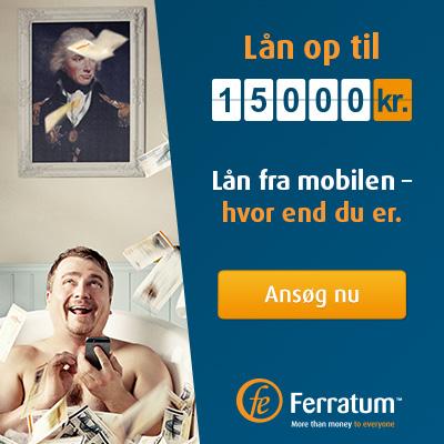 ferratum kredit anmeldelse