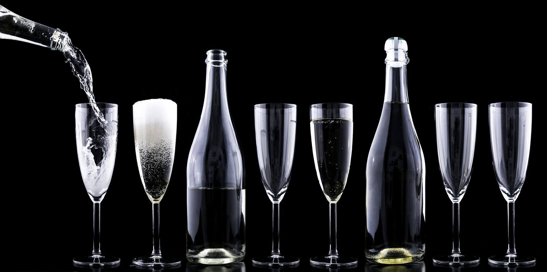 Tag et hurtigt lån til champagnen nytårsaften