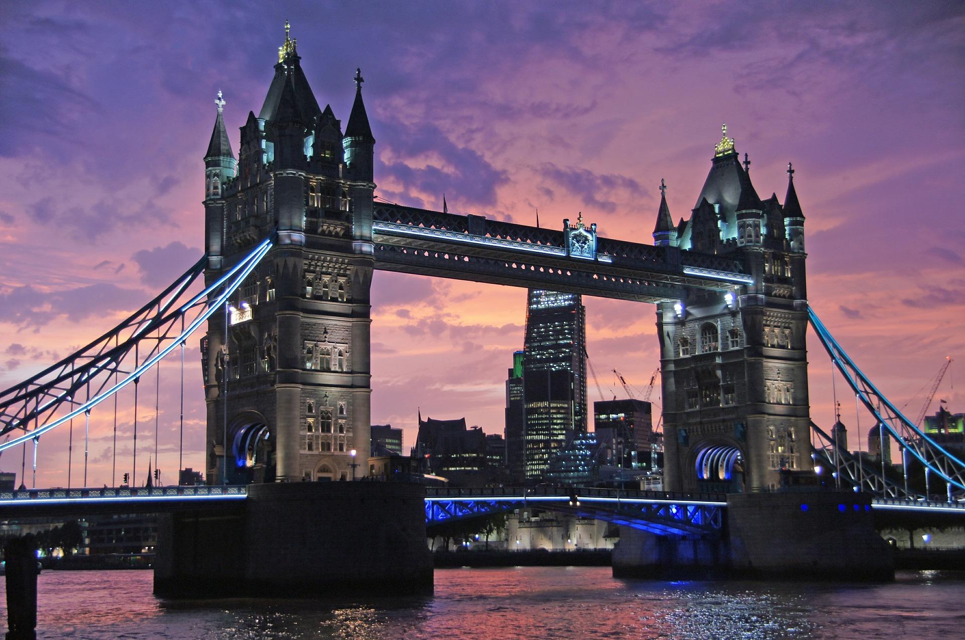 Tag på shoppetur i skønne London med et billigt lån