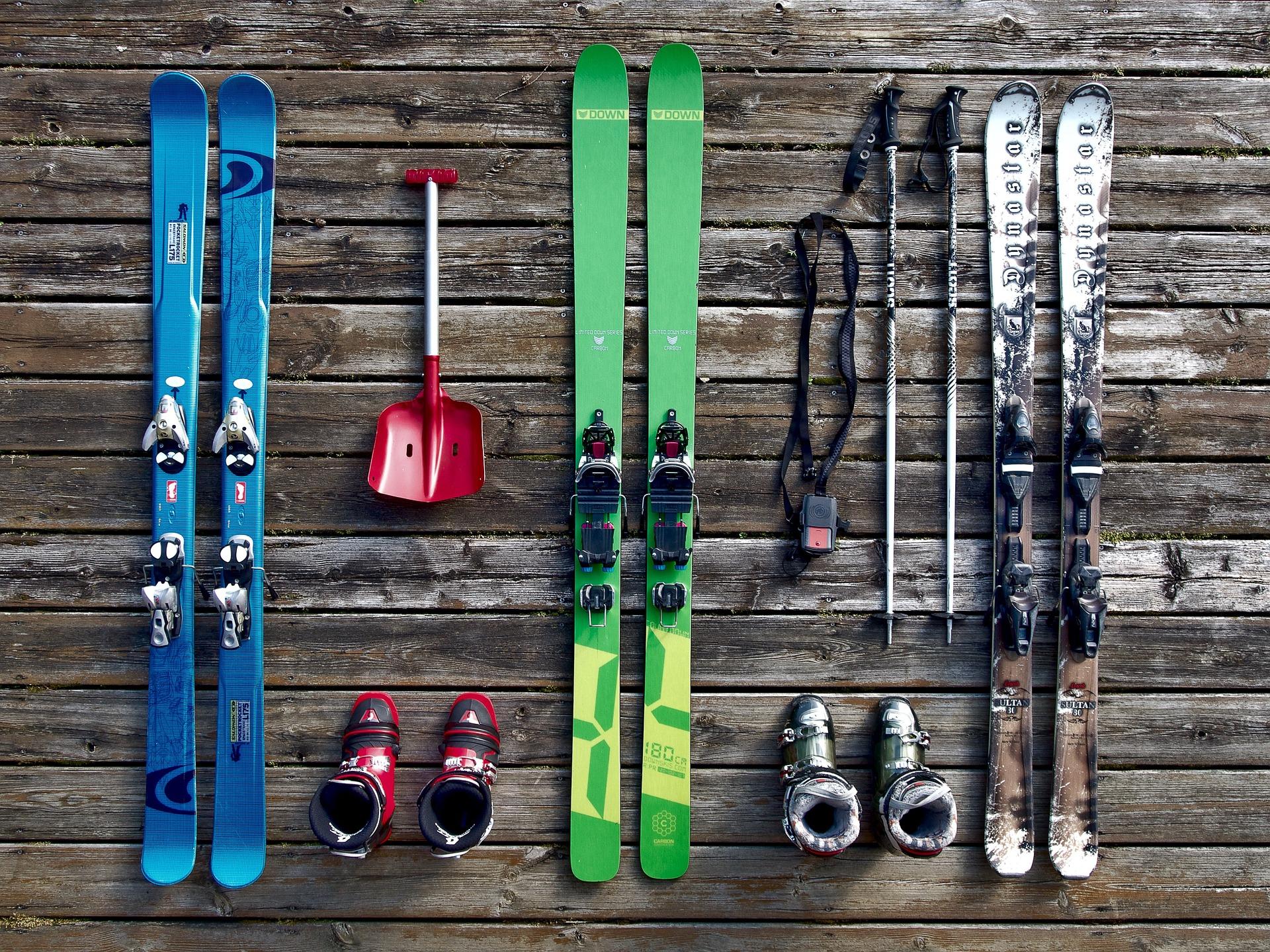 tag et kontantlån til nye ski på nettet