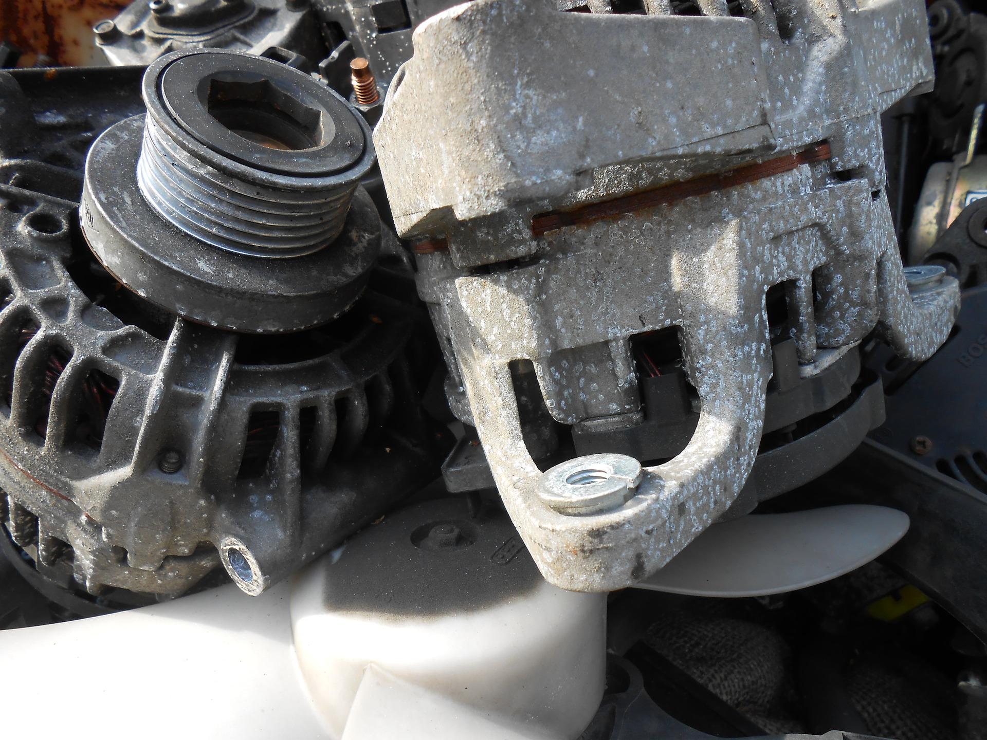 Lån penge til en ny generator og få bilen fikset i en fart
