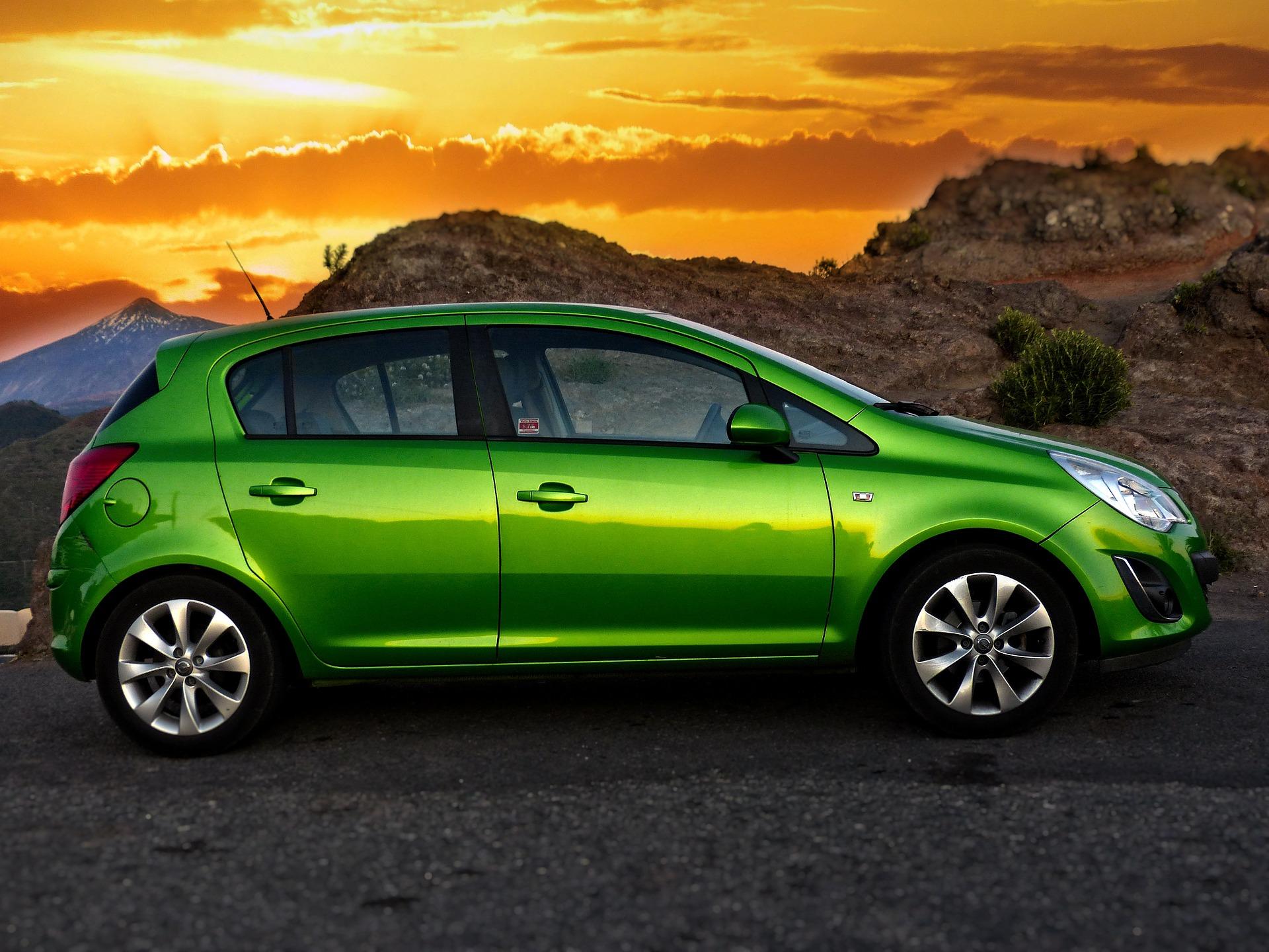 Køb en Opel Corsa med et billigt online billån i dag